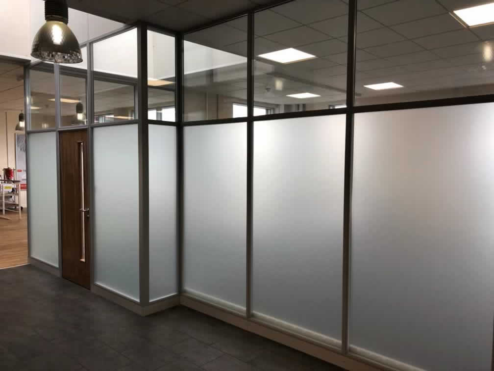 MWC Group Demountable Partition