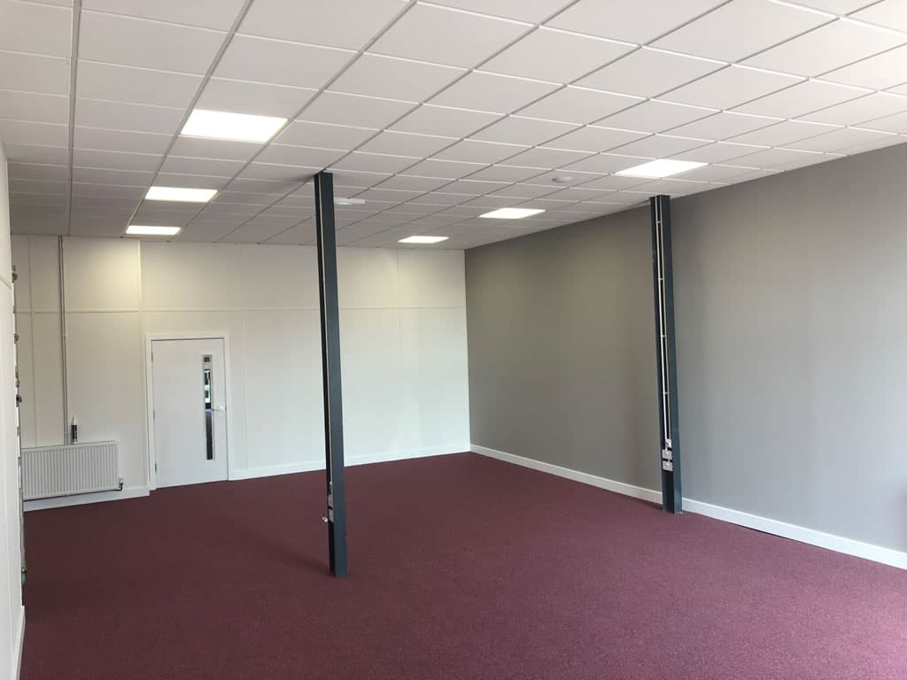 MWC Group Suspended Ceilings - Lincolnshire