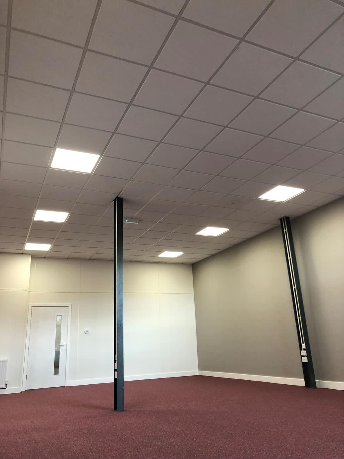 MWC Group Suspended Ceilings